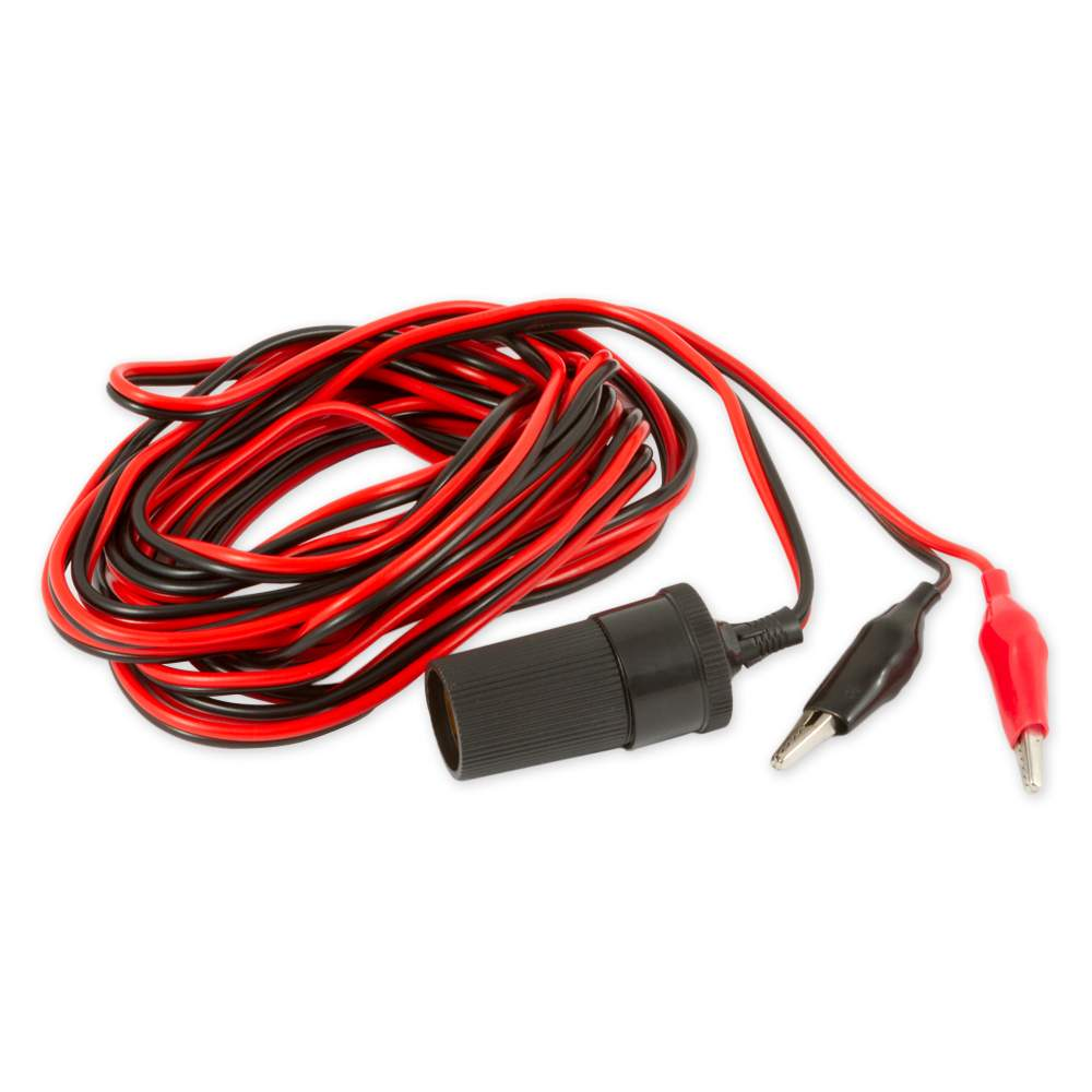 Прикуриватель-удлинитель с шнуром 5м и светодиодным индикатором сети 5А 60Вт 12В