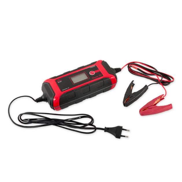 Интеллектуальное зарядное устройство Smart X3 6В/12В DC. 1Ач/4Ач ARNEZI R7990003