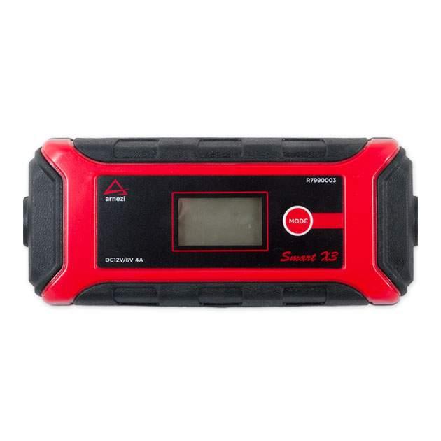 Зарядное устройство 12В 4А 12-60Ач 220В ARNEZI R7990101
