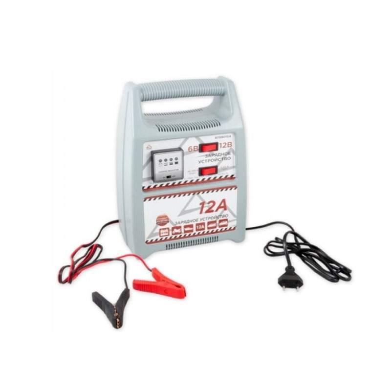 Зарядное устройство 6В/12В 12А 40-190Ач 220В ARNEZI R7990104