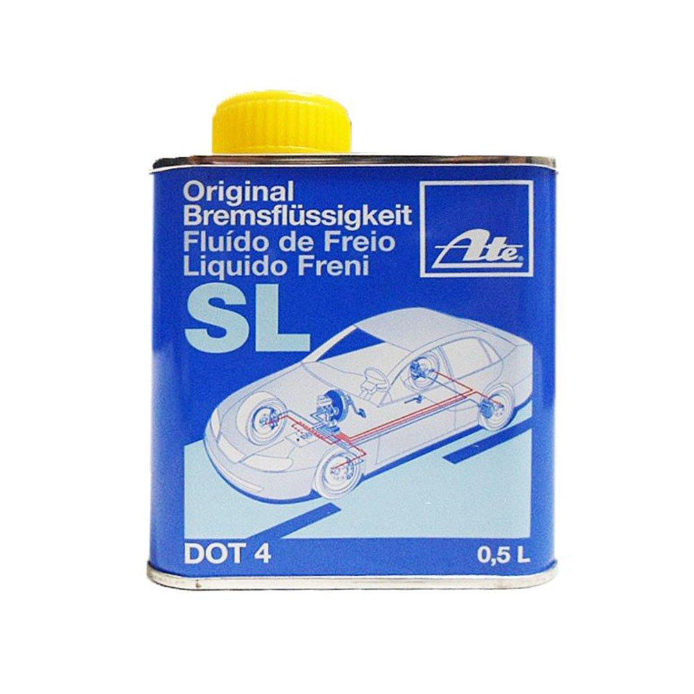 Жидкость тормозная Ate Brake Fluid SL DOT-3/ DOT-4 0.5л