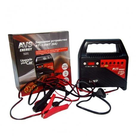 Зарядное устройство AVS Energy BT-1206Т (6A) 6/12V