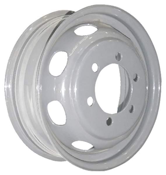 Диск штампованный R16 5.5J 6x170/130 ET106 ASTERO Серебро TC1607C
