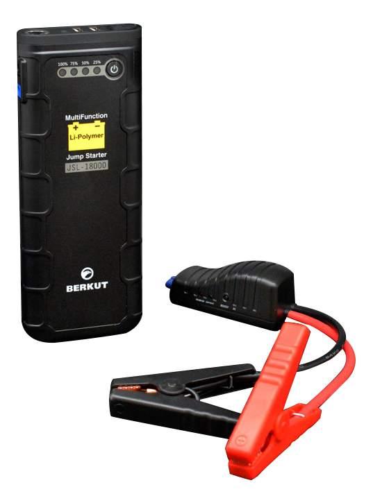 Устройство пуско-зарядное для АКБ BERKUT JSL-18000