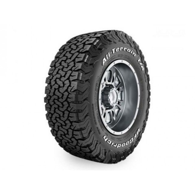 Автошина LT265/60R20 121/118S TL ALL-TERRAIN T/A KO2 LRE RBL GO