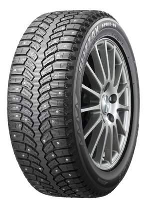 Автошина R16 205/60 Bridgestone Blizzak Spike-01 92T (шип)
