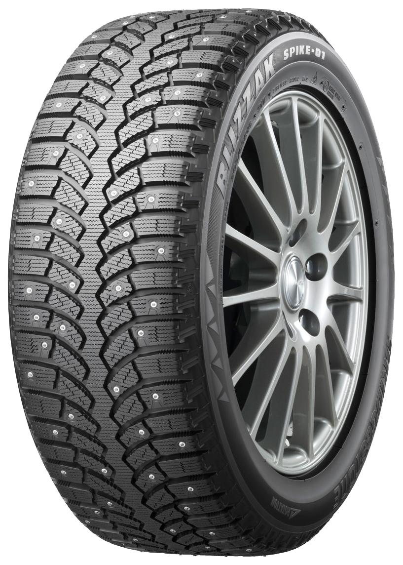 Автошина R18 225/45 Bridgestone Blizzak Spike-01 91T (шип)