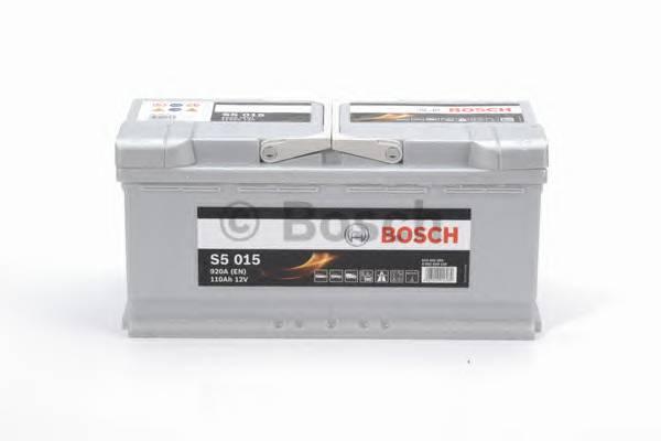 АКБ Bosch S5 Silver Plus/12V 110A/h 920A 393x175x190  R(+справа) T1 B13