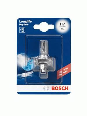 Лампа H7 12V 55W Longlife Daytime
