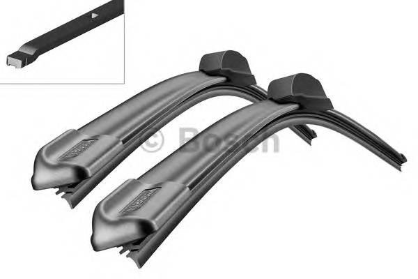 К-кт щеток стеклооч-ля 600/450мм  Меган 2 New (A115S)