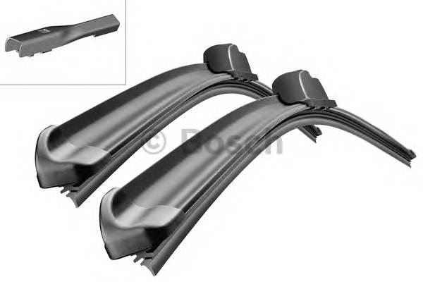 К-кт щеток стекло-теля 600/500 AUDI A4 A5 Q5 2007=> Aerotwin (A297S)