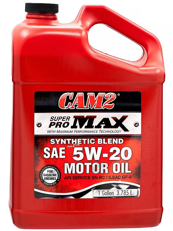 моторное масло энергосбер (для 0W20/5W20) CAM2 SuperPRO MAX SYNTHETIC BLEND 5W20