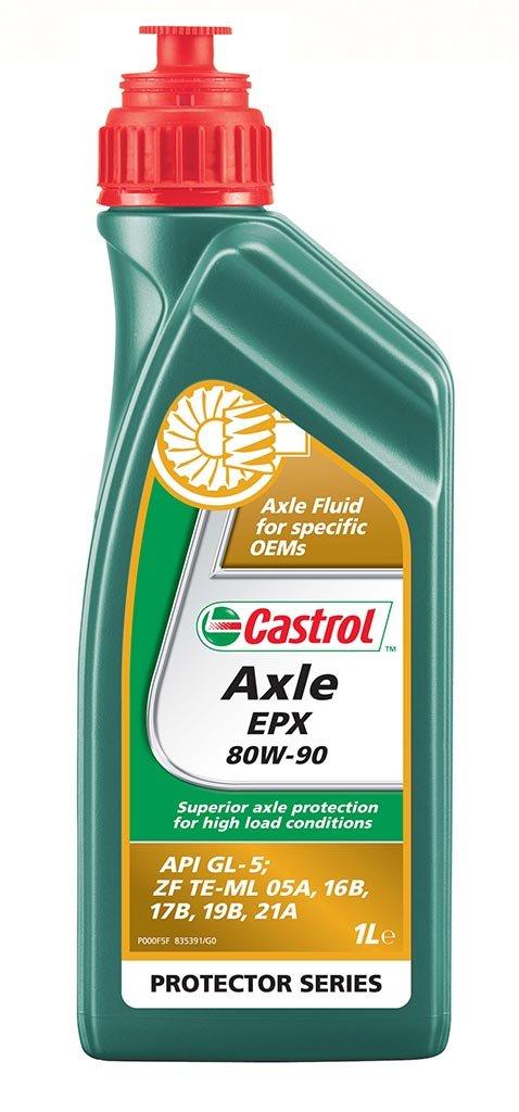 Масло трансм CASTROL Axle EPX 80W-90 (1л)