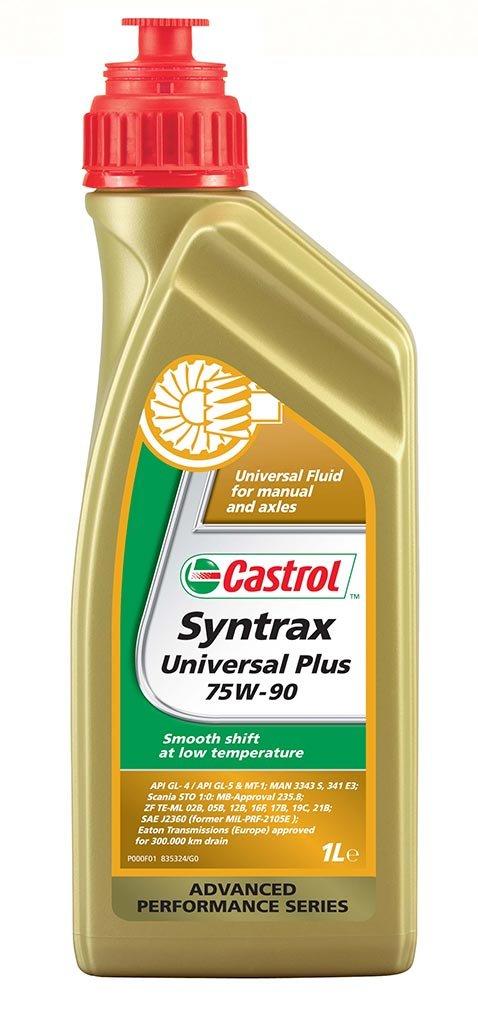 Масло трансм CASTROL Syntrax Universal Plus 75W-90 (1л)