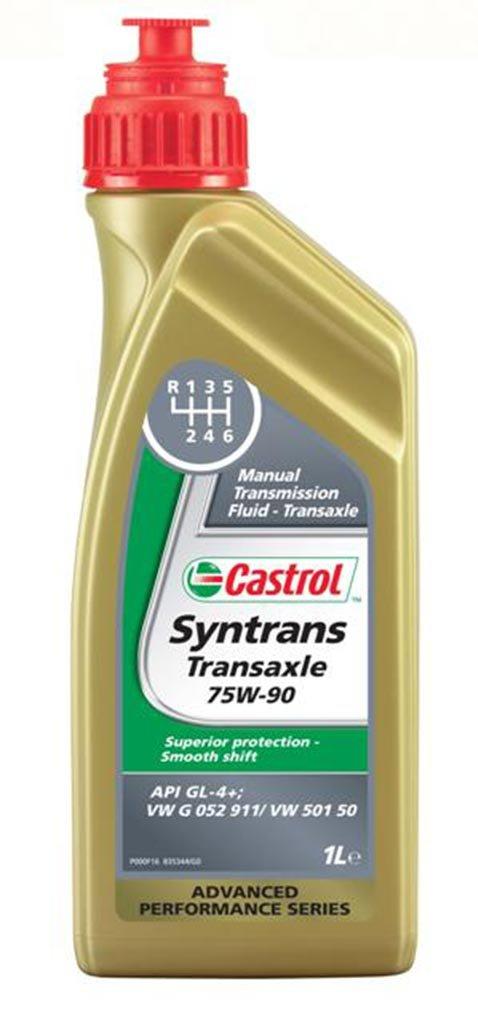 Масло трансм CASTROL Syntrans Transaxle 75W-90  (1л)