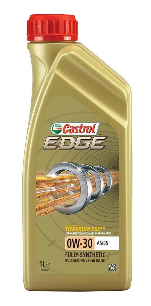 Масло моторное синт. EDGE A5/B5 Titanium FST 0W-30 (1л)