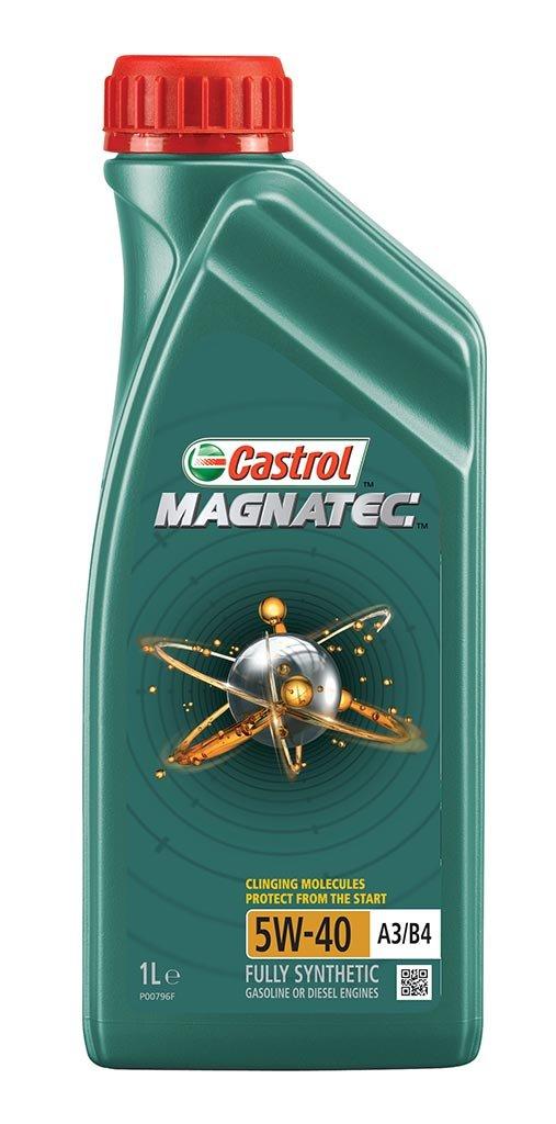 Масло моторное CASTROL Magnatec 5W-40 A3 B4 (1л)