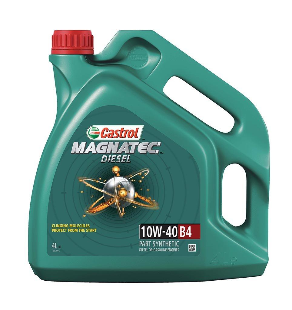 Масло моторное CASTROL Magnatec Diesel 10W-40 B4 (4л)