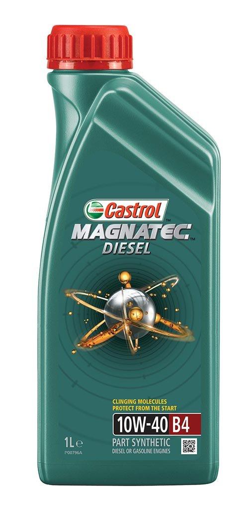 Масло моторное CASTROL Magnatec Diesel 10W-40 B4 (1л)