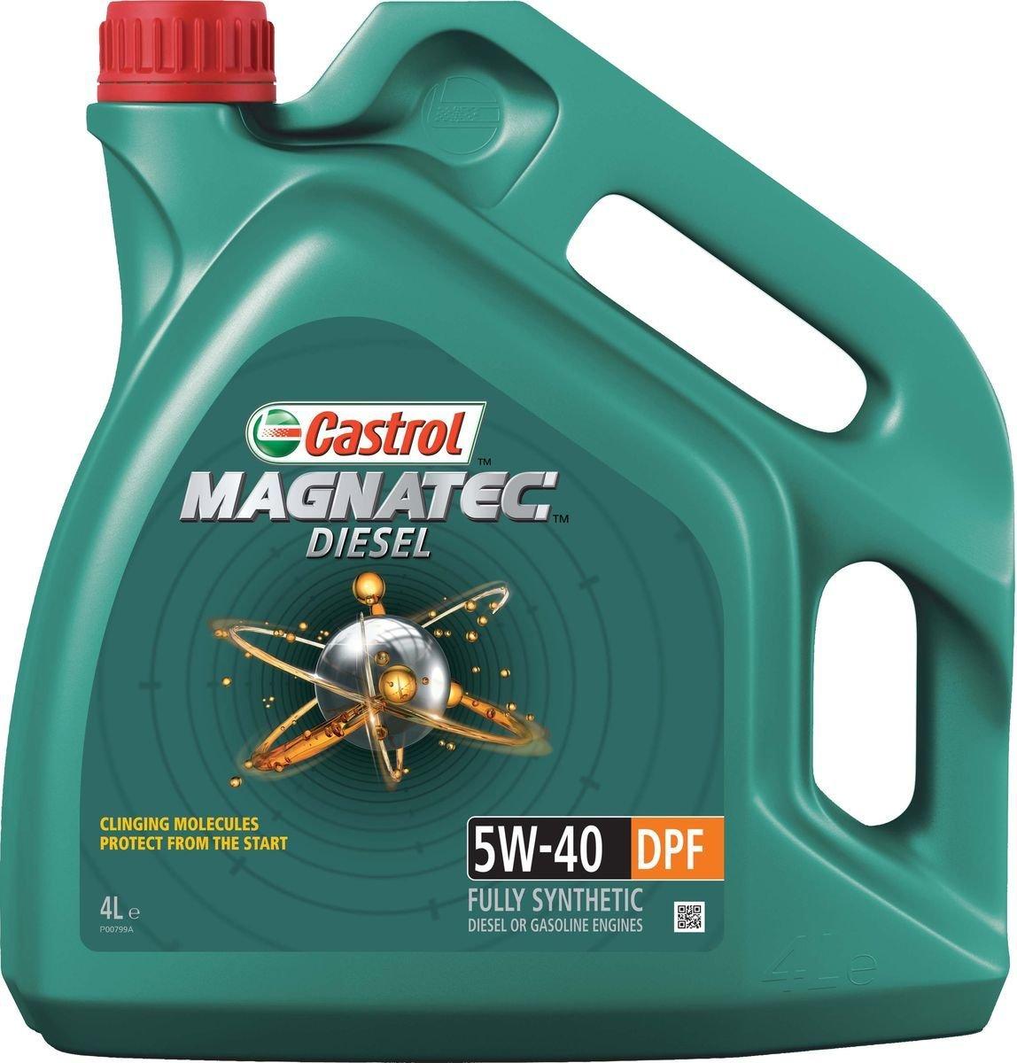 Масло моторное синт. Magnatec Diesel DPF 5W-40 (4л)