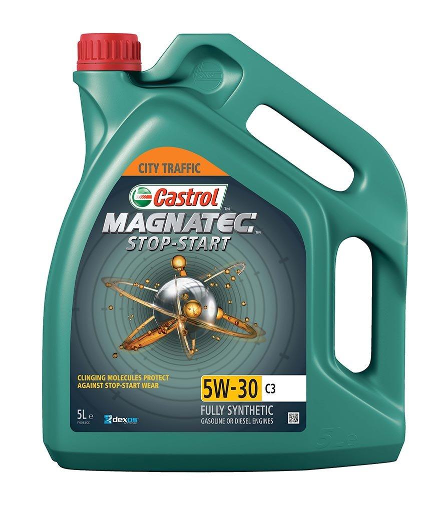 моторное масло для легковых автомобилей  15729A Castrol  Magnatec Stop-Start 5w3