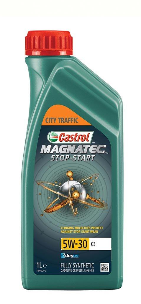 моторное масло для легковых автомобилей)  1572FA Castrol  Magnatec Stop-Start 5w