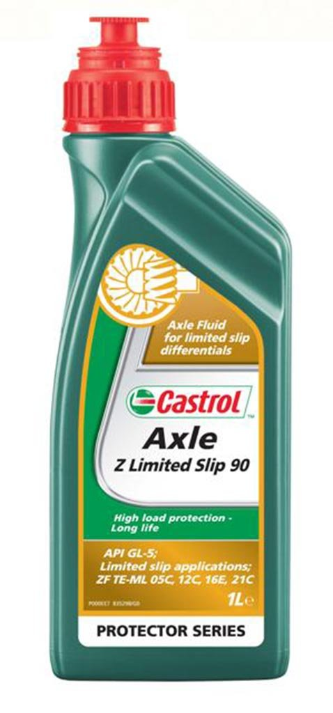 Масло трансм CASTROL Axle Z Limited Slip 90 (1л)