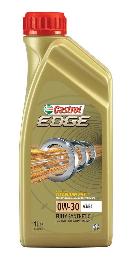 Масло моторное синт. EDGE A3/B4 0W-30 (1л)