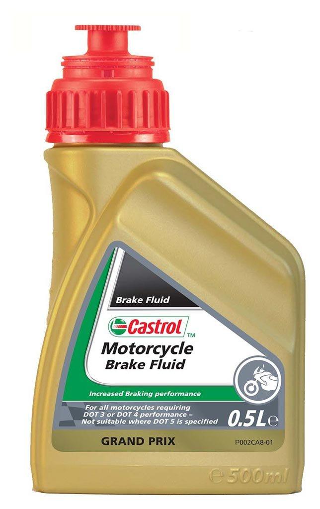 специальные продукты для мототехники  157F8D Castrоl  Motorcycle Brake Fluid  (0