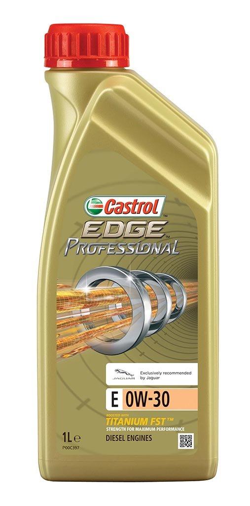 Масло моторное синт Castrol EDGE Professional E 0W-30  1л