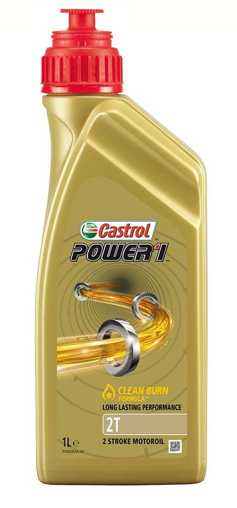 Масло моторное для мототехники POWER 1  2T  (1л) (12шт)