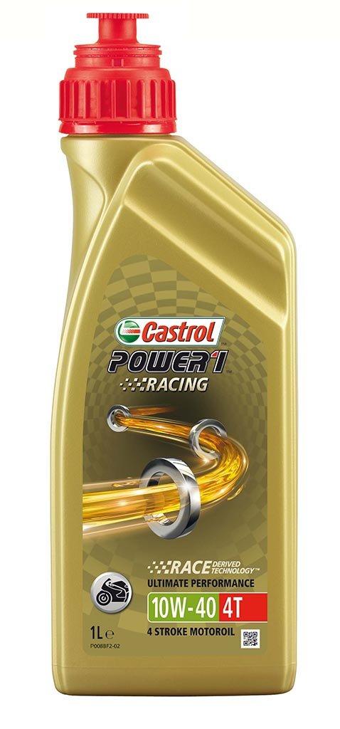 Масло моторное МОТО Power 1 Racing 4T 10W-40 (1л.)
