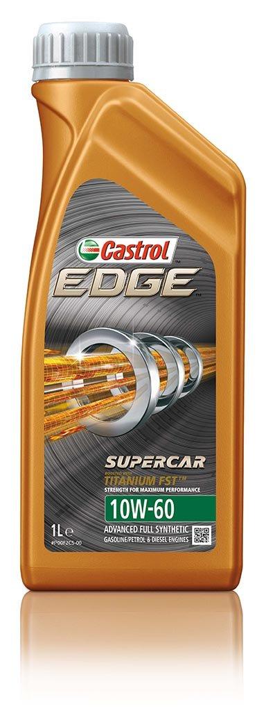 Масло моторное EDGE Supercar 10W60 (1л)