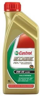 Масло моторное EDGE A3 B4 Titanium FST 0W-40  (1л)