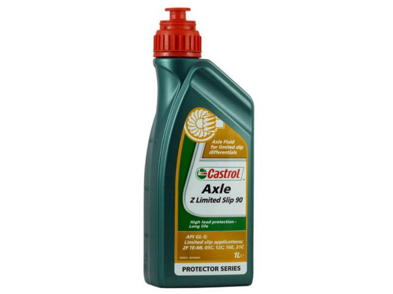 Масло трансм CASTROL Axle Z Limited Slip 90 (1л)