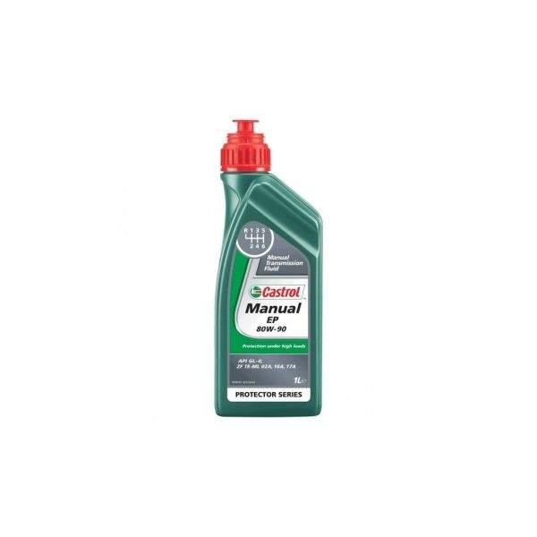 Масло трансм CASTROL Manual EP 80W-90 (1л)