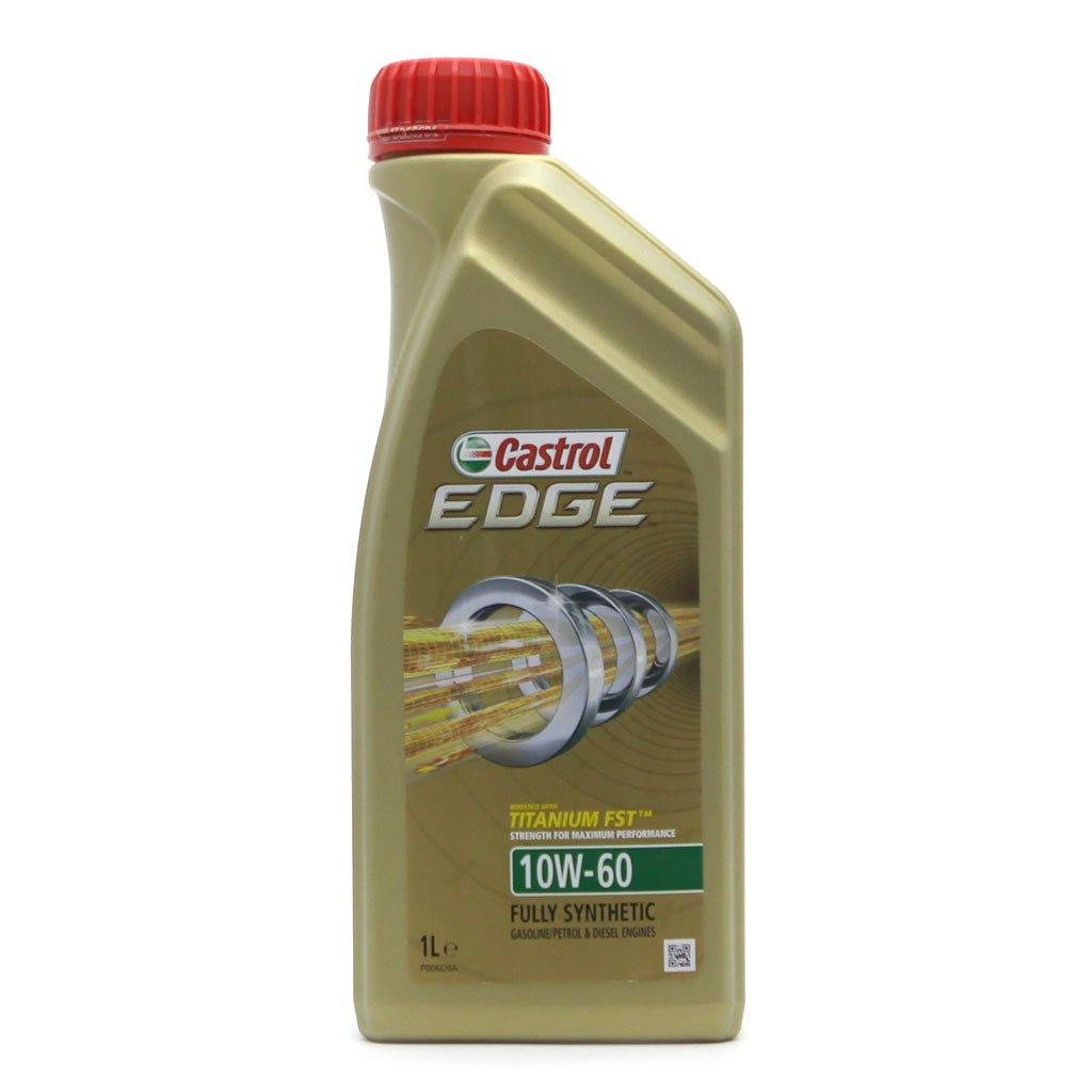 Масло моторное EDGE Titanium FST 10W-60  (1л)