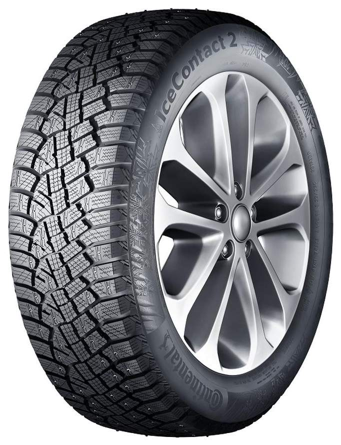 15/175/65 Continental IceContact 2 KD 88T XL ш