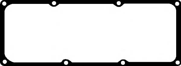 Прокладка клап крышки  Clio Megane Logan 1 4-1 6 металл