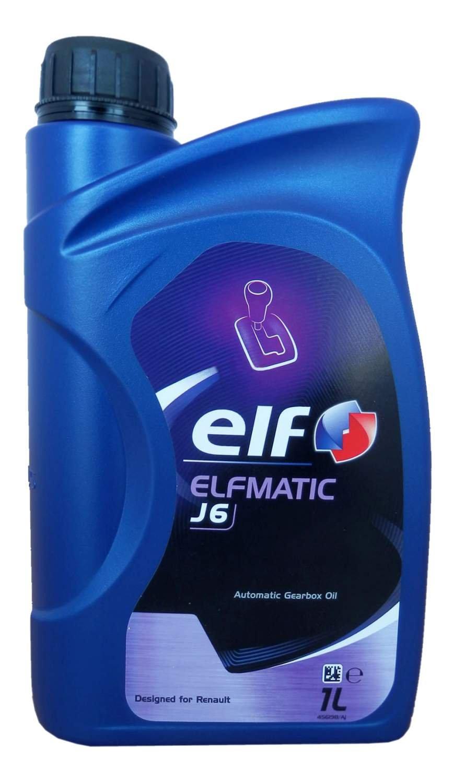 Масло трансмиссионное минеральное  Elfmatic J6 75W-140 . 1л
