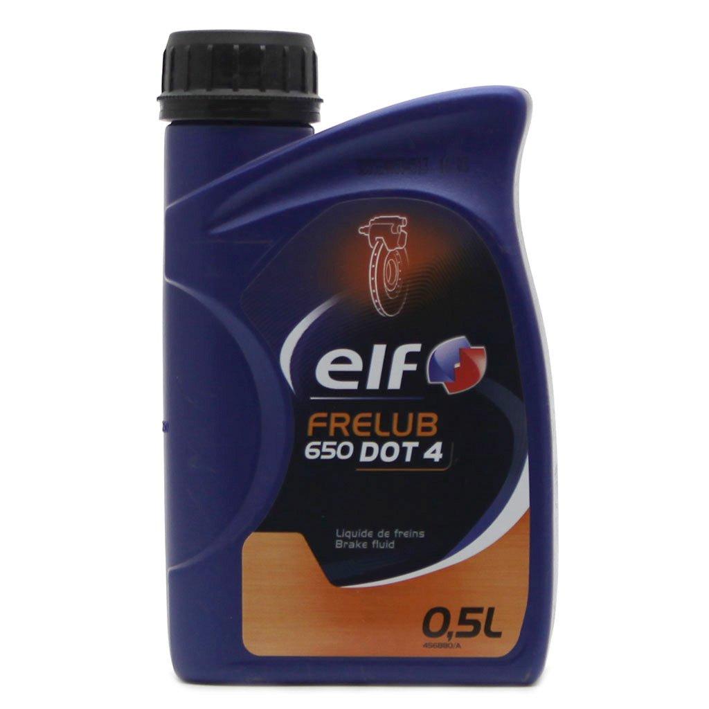 Тормозная жидкость  Elf  DOT-4  (500мл)