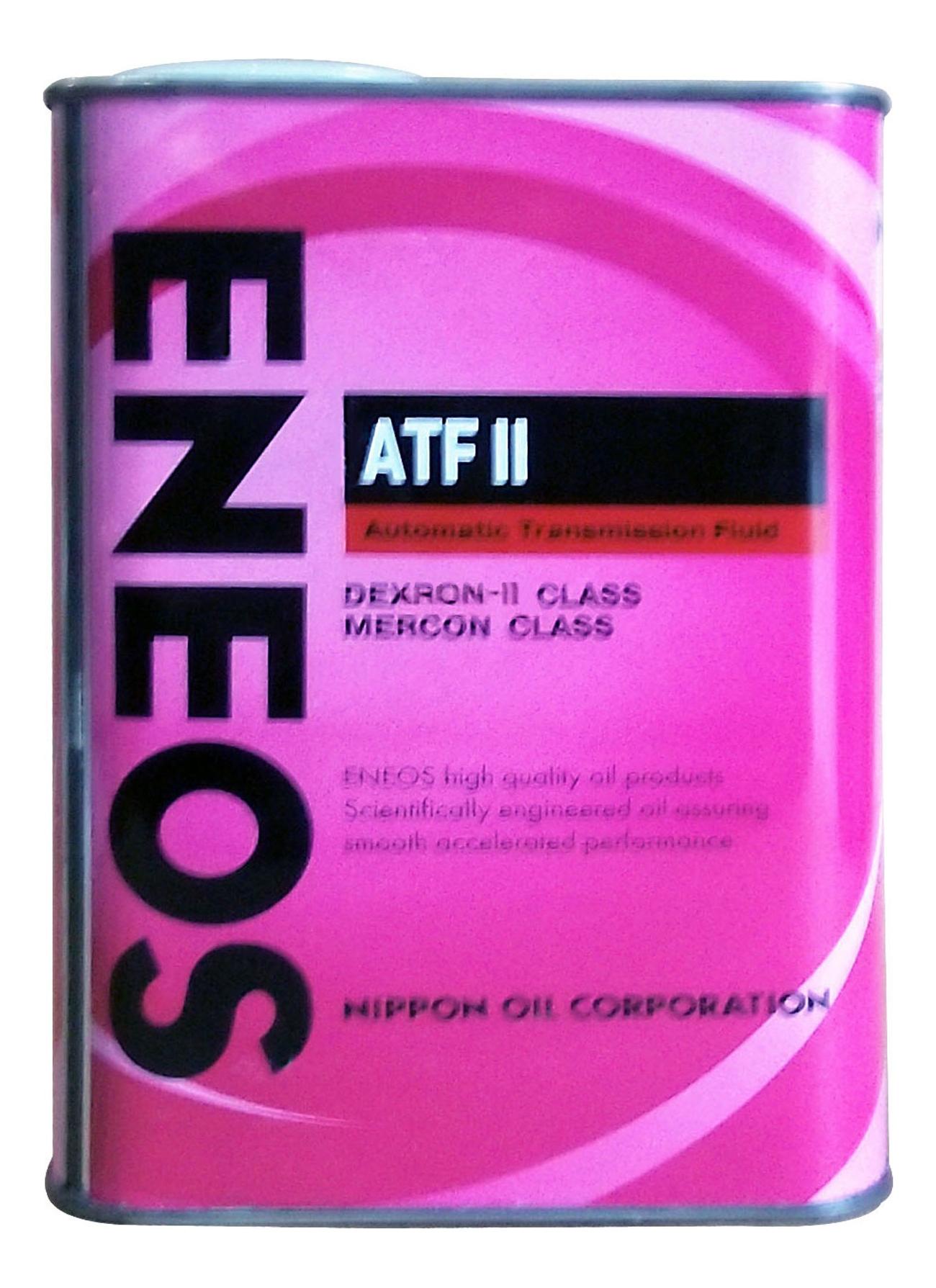 Масло трансмиссионное ENEOS ATF  DEXRON-II 0.9(4л)