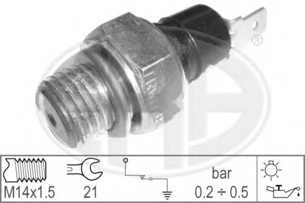 Датчик давления масла VAG ВАЗ Fiat Iveco