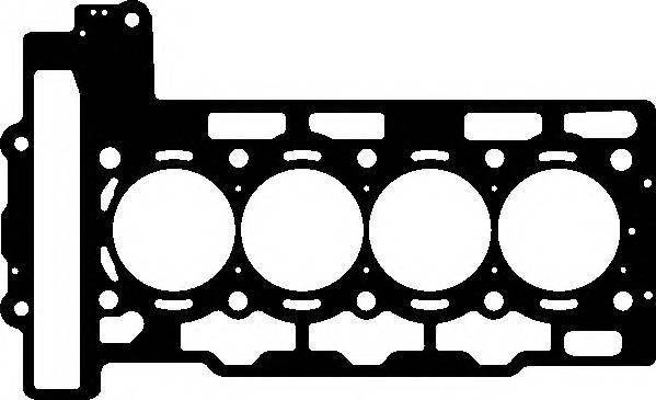 Прокладка ГБЦ 308 (EP6DT)