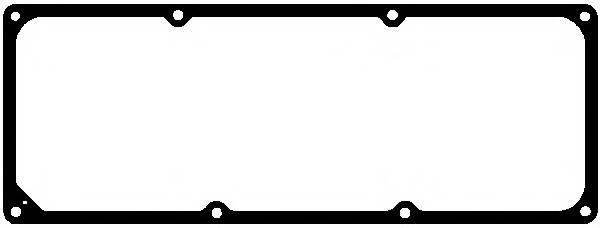 Прокладка клапанной крышки K7M K7J (металл) Logan/Sandero/Clio/Kang