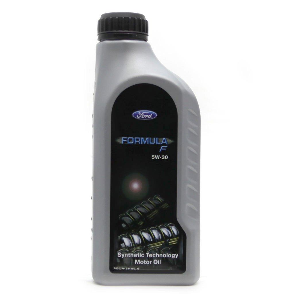 Масло моторное синт. Formula F 5W-30 (1л) пластик