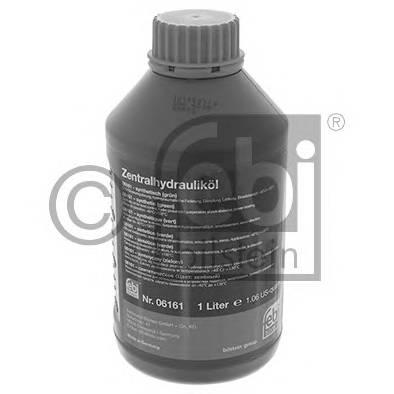 Жидкость гидравлическая зеленая 1л синт.. CHF11-S