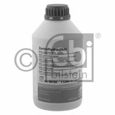Жидкость ГУР  CHF 11S .1л BMW VAG G004 Ford (зеленая. минералка)