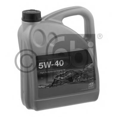 Масло моторное SAE 5W-40 (40 L) синтетическое