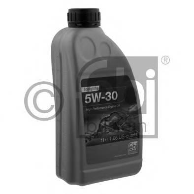 Масло моторное SAE 5W-30 Longlife (10 L) синтетическое